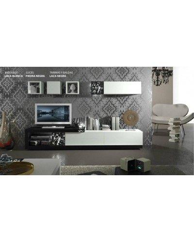 Mueble comedor moderno masintex 50-04 a