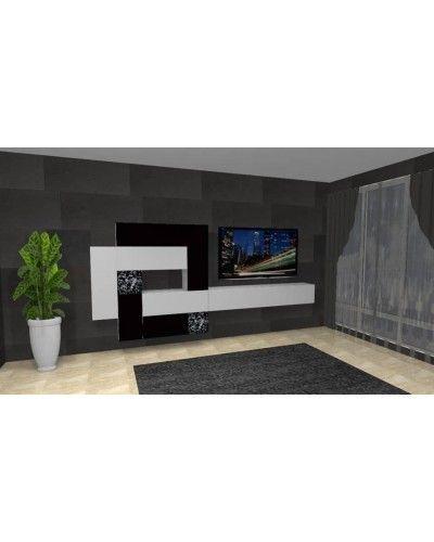 Mueble comedor moderno masintex 50-12