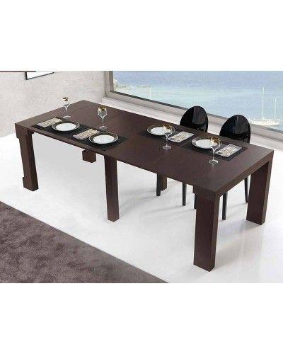 Mesa extensible consola recibidor comedor 194-357 | Mobles Sedaví