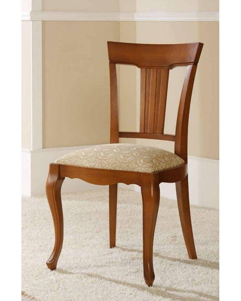Silla de comedor cl sica dise o 194 640 mobles sedav for Sillas de salon de diseno