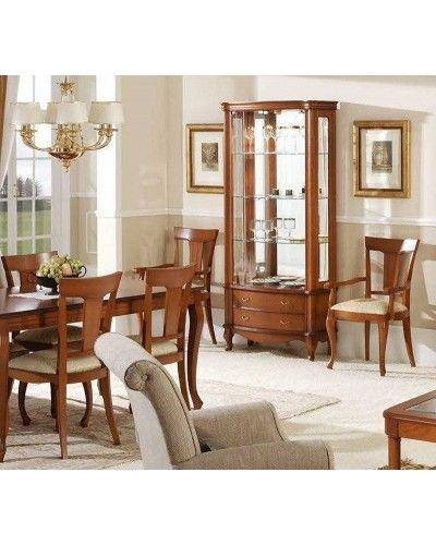 Sillon de comedor clásico diseño 194-641