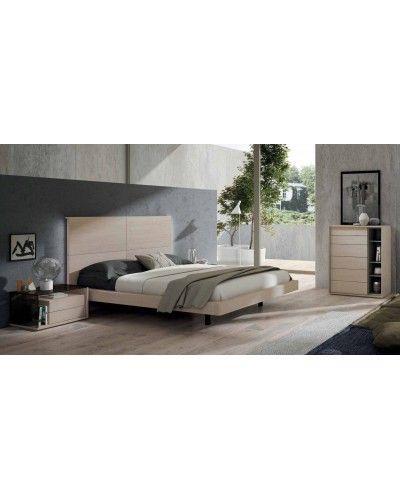 Dormitorio matrimonio moderno 674-502