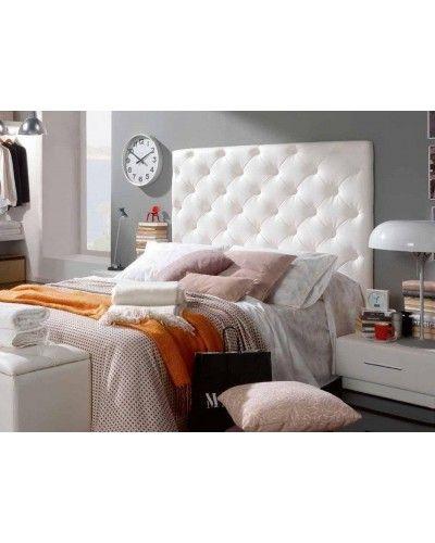 Dormitorio moderno tapizado  956-92
