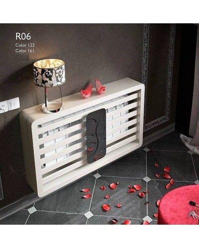 Cubreradiador moderno lacado alta calidad 397-R06