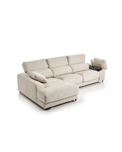 Sofá chaise longue moderno diseño 1303-38
