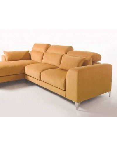 Sofá chaise longue moderno 956-05
