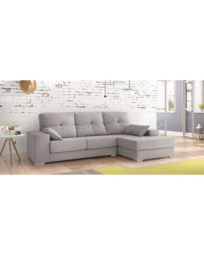Sofá chaise longue moderno 956-06
