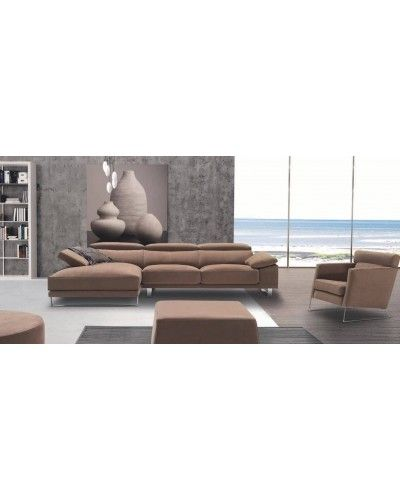 Sofa Chaiselongue Moderno 1140-9