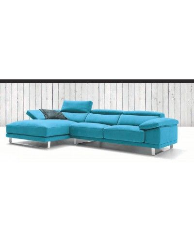 Sofa Cheslongue Moderno diseño 1140-9
