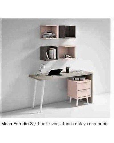 Escritorio mesa estudio moderna diseño 224-03