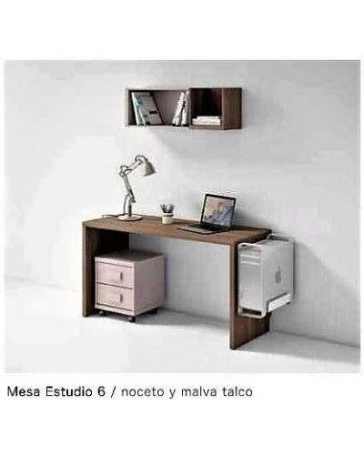 Escritorio mesa estudio moderna diseño 224-06