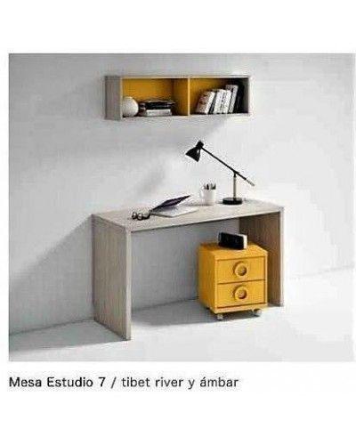 Escritorio mesa estudio moderna diseño 224-07