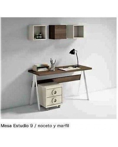 Escritorio mesa estudio moderna diseño 224-09
