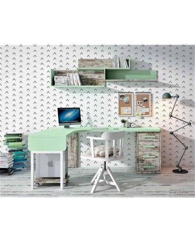 Escritorio mesa estudio moderna diseño 224-11