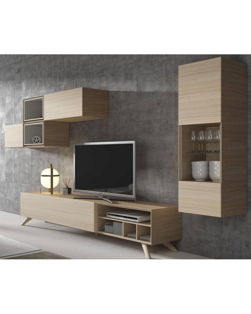Mueble comedor moderno diseño 674-309| Mobles Sedaví