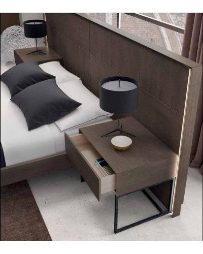 Dormitorio Matrimonio moderno 674-503