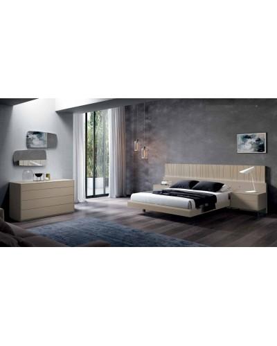 Dormitorio Matrimonio moderno 674-509