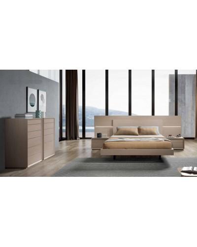 Dormitorio Matrimonio moderno 674-510