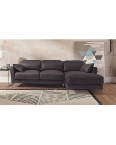 Sofá chaise longue moderno  956-02