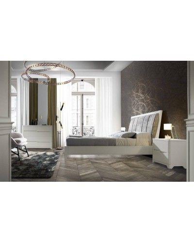 Dormitorio matrimonio moderno 218-03
