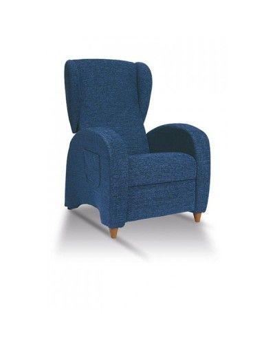 Sillon relax tapizado 46-viena|Mobles Sedavi