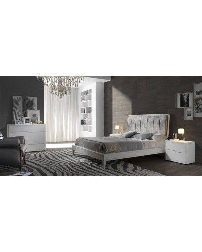 Dormitorio matrimonio moderno 218-05