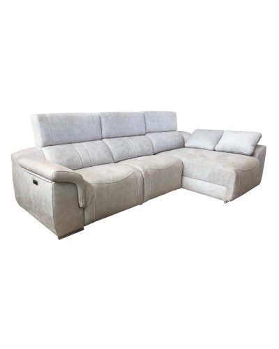 Sofa Chaiselongue Relax Motor Moderno 1303-39