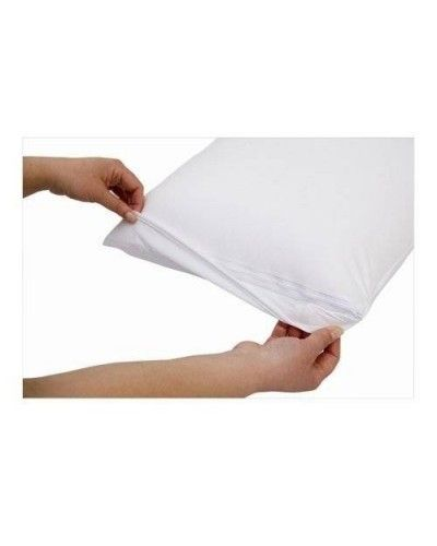 Funda almohada SMARTCEL TENCEL impermeable transpirable 1213-01 Blanco