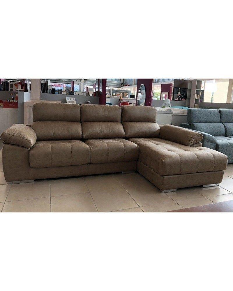 Sofa chaise longue moderno 796-01