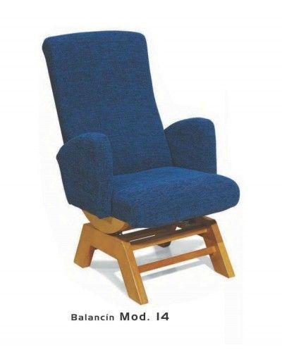 Balancín tapizado moderno 46-14