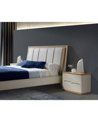 Dormitorio matrimonio moderno 218-02