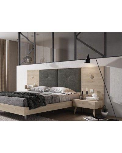 Dormitorio matrimonio moderno beladur 270-BH10