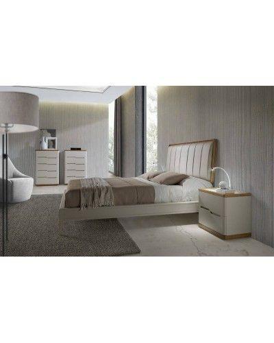 Dormitorio matrimonio moderno 218-06A