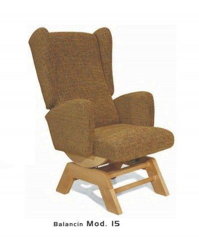 Balancín tapizado moderno 46-15
