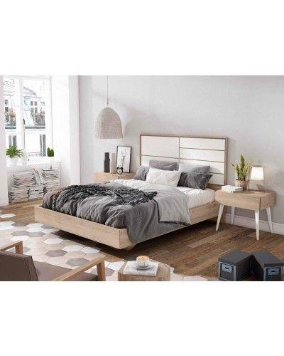 Dormitorio matrimonio moderno beladur 270-BH14