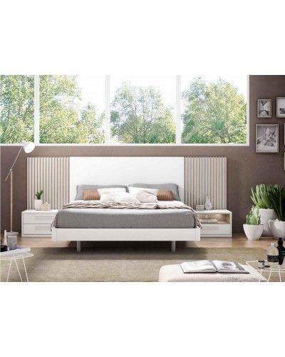 Dormitorio matrimonio moderno beladur 270-BH23