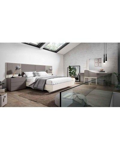Dormitorio matrimonio moderno beladur 270-BH24