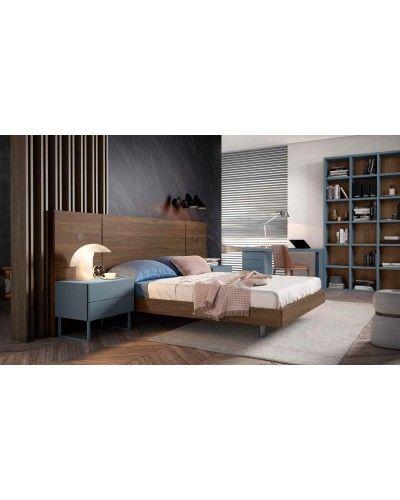 Dormitorio matrimonio moderno beladur 270-BH28