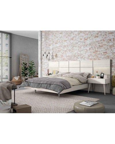 Dormitorio matrimonio moderno beladur 270-BH30