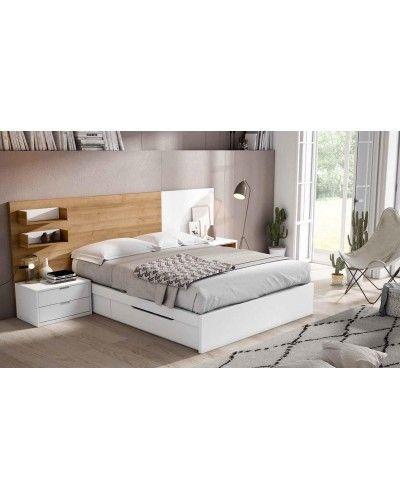 Dormitorio matrimonio moderno beladur 270-BH32