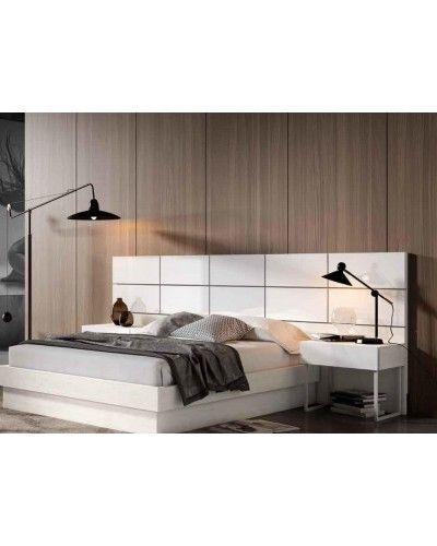 Dormitorio matrimonio moderno beladur 270-BH34