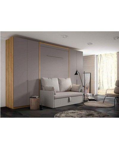 Dormitorio matrimonio moderno beladur 270-BH36