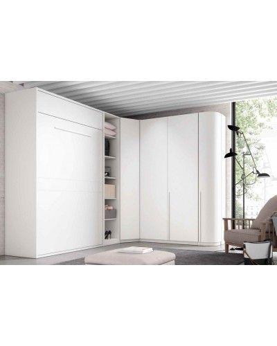 Dormitorio matrimonio moderno beladur 270-BH37
