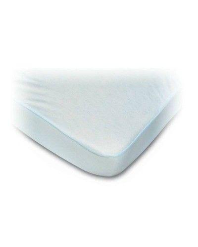 Sabana bajera SMARTCEL TENCEL impermeable transpirable 1213-32 Celeste
