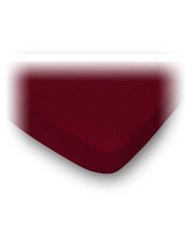 Sabana bajera SMARTCEL TENCEL impermeable transpirable 1213-14 Granate