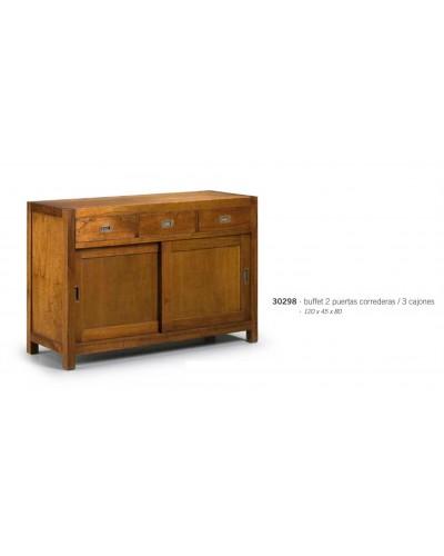 Aparador colonial clásico vintage 99-30298