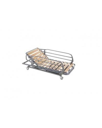 Somier articulado geriátrico con motor 284-70