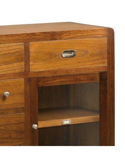 Aparador colonial clásico vintage 99-301528