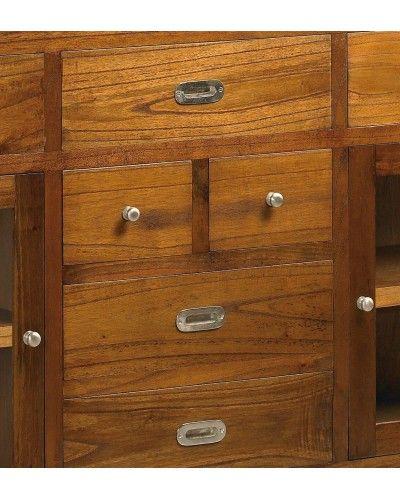 Aparador colonial madera 99-301528