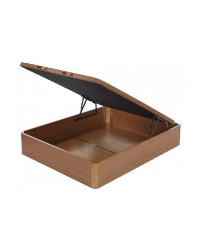 Canapé abatible madera FLEX 25 Cerezo - Tapa 3D